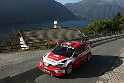 Luigi Fontana, Roberto Mometti, Ford Focus WRC, Bluthunder Racing