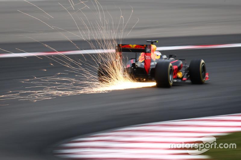 Ф1, Сепанг 2016: Макс Ферстаппен, Red Bull RB12