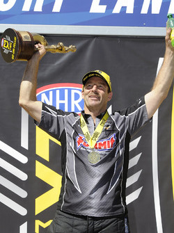 Pro Stock winner Greg Anderson