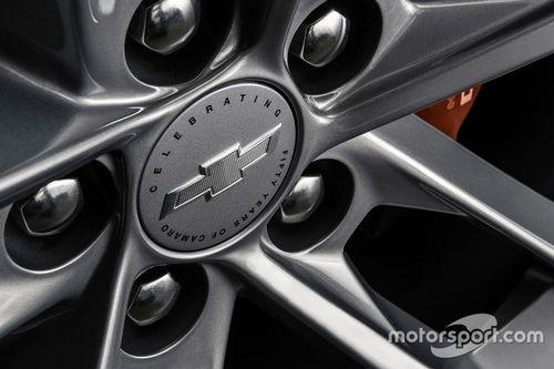 2017 Chevrolet Camaro SS 50th Anniversary Edition unveil
