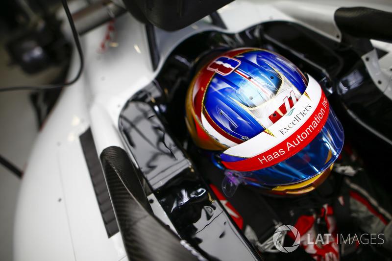 GP Monako - Romain Grosjean