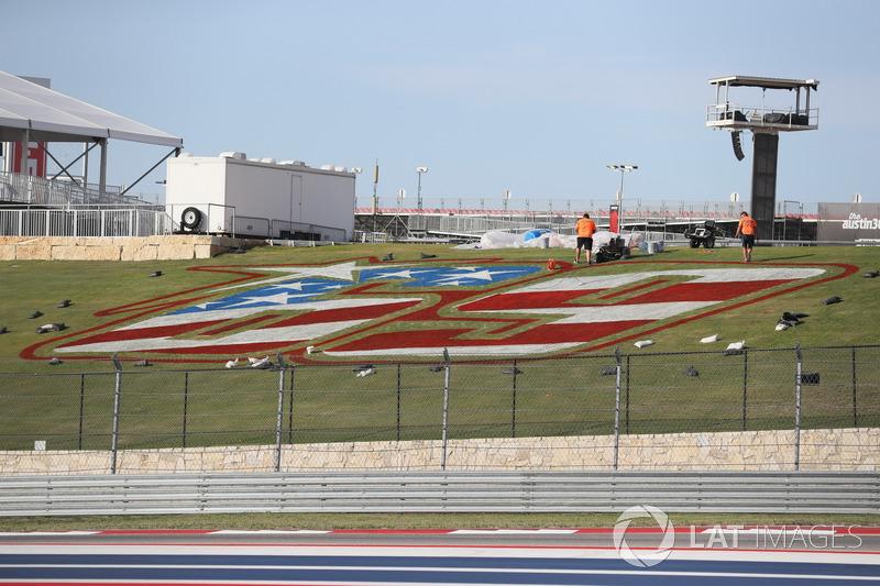 La colline en hommage à Nicky Hayden