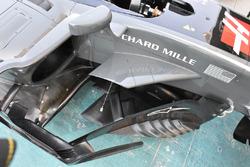 Днище Haas F1 Team VF-17