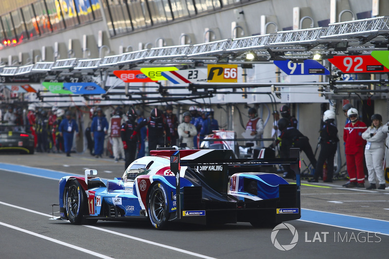 Віталій Петров: #11 SMP Racing BR Engineering BR1