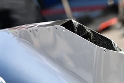 Vue détaillée de la Mercedes-AMG F1 W09