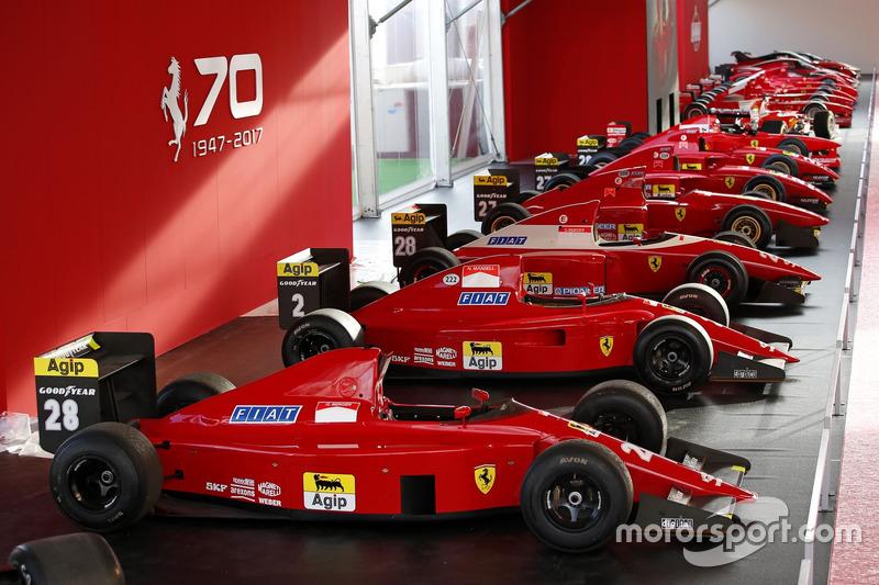 #9: Ferrari-Geschichte