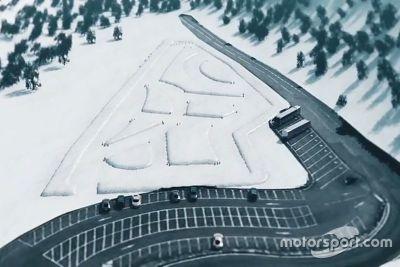 Presentación circuito de nieve en Ordino