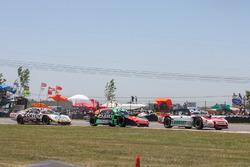 Prospero Bonelli, Bonelli Competicion Ford, Juan Jose Ebarlin, Donto Racing Chevrolet, Juan Marcos A