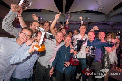 FIA F2 and GP3 Series awards evening