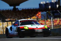 #91 Porsche GT Team Porsche 911 RSR: Richard Lietz, Frédéric Makowiecki