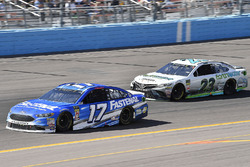 Ricky Stenhouse Jr., Roush Fenway Racing, Ford Fusion Fastenal, Gray Gaulding, BK Racing, Toyota Camry Earthwater