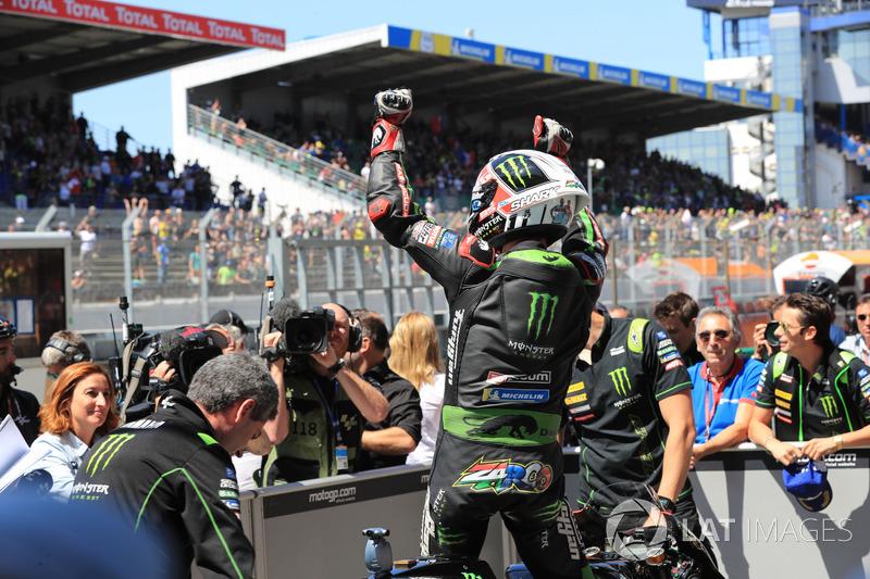 Зарко наздоганяє провідних французьких гонщиків чемпіонату