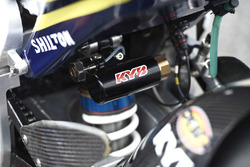 Xavi Vierge, Tech 3 Racing bike detail