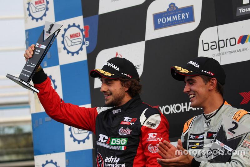 TCR Avrupa: Monza