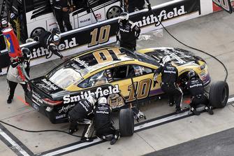 Aric Almirola, Stewart-Haas Racing, Ford Fusion Smithfield Anytime Favorites
