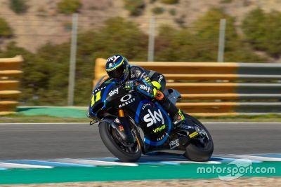 Essais privés de Jerez en février
