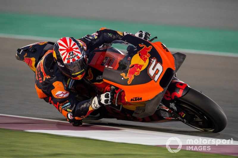 №5. Жоан Зарко (Франция), Red Bull KTM Factory Racing, KTM RC16