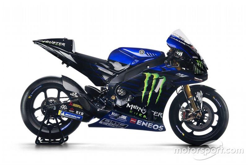 Мотоцикл YZR-M1, Yamaha Motor Racing