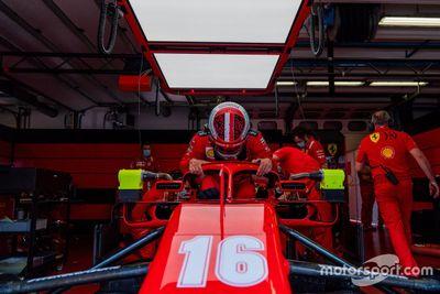 Test Ferrari en Mugello junio