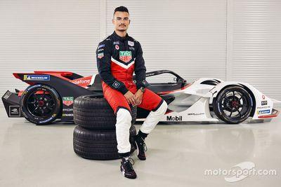 Annuncio Pascal Wehrlein Porsche