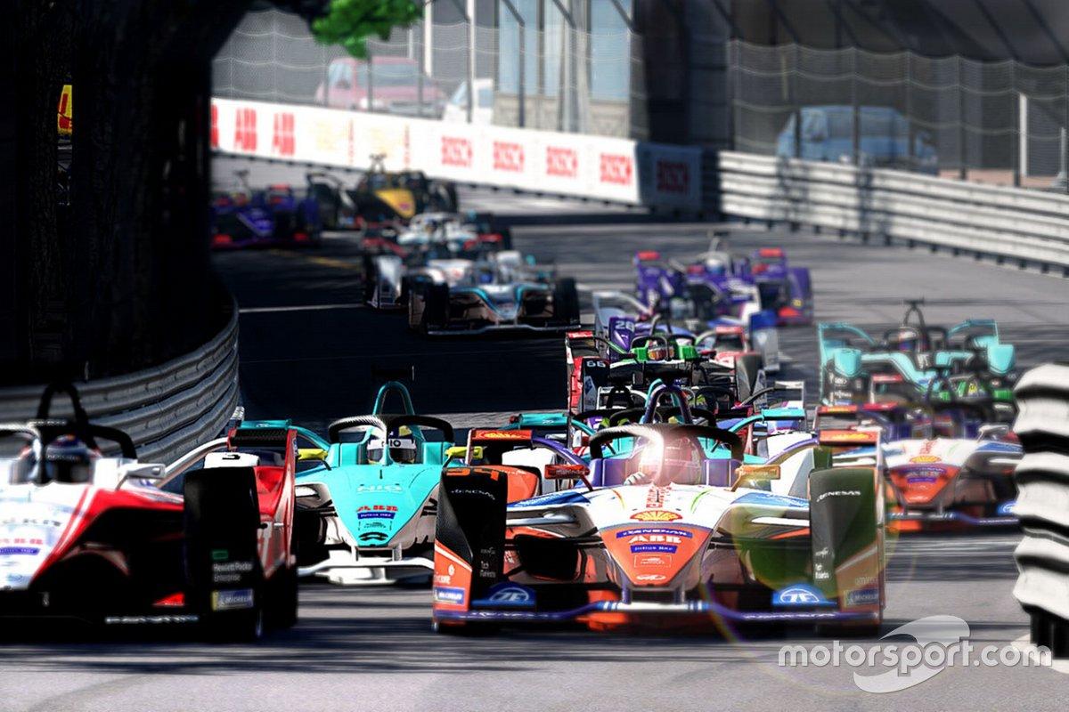 Annonce de la Formule E