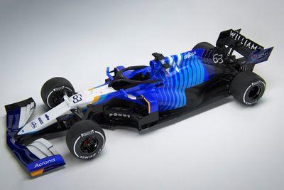 Williams launch