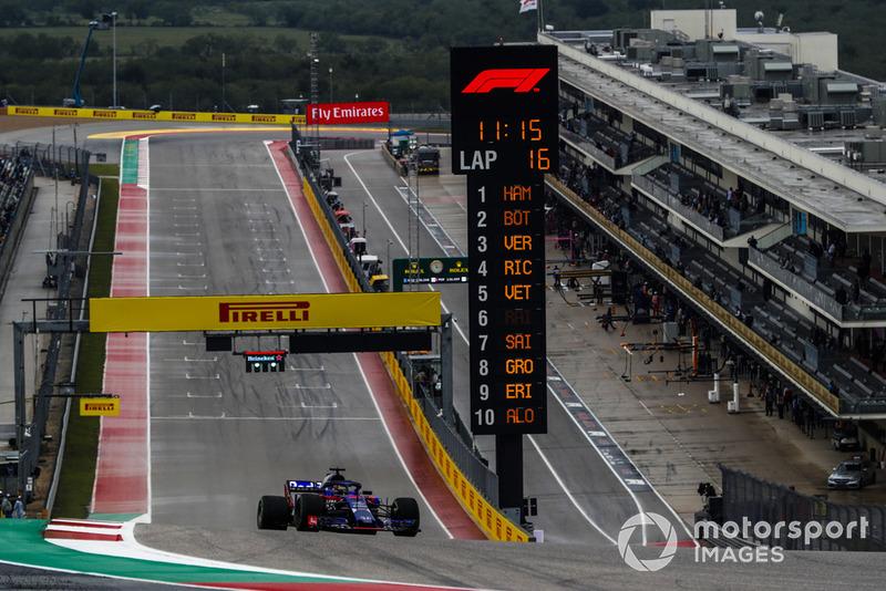 Шон Гелаэль, Scuderia Toro Rosso STR13