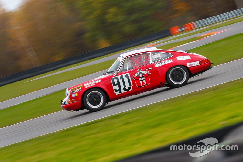 Михаил Тюрин, Porsche 911