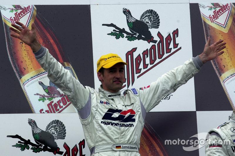 2000: Bernd Schneider (Mercedes)