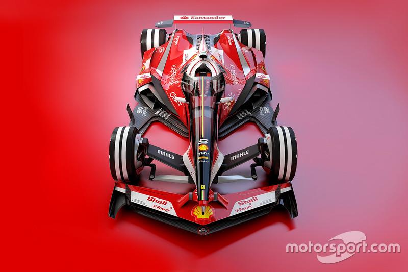 Ferrari 2030