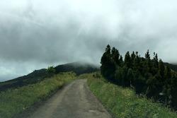 Volcano stage
