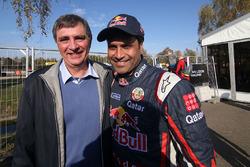 Нассер Аль-Аттия, Overdrive Racing