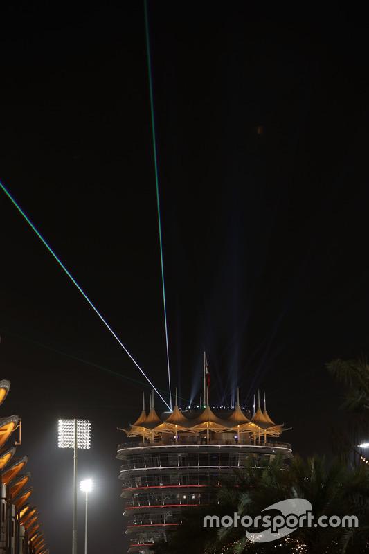 Nachtbeeld paddock