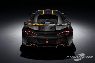 Présentation de la McLaren 570S GT4
