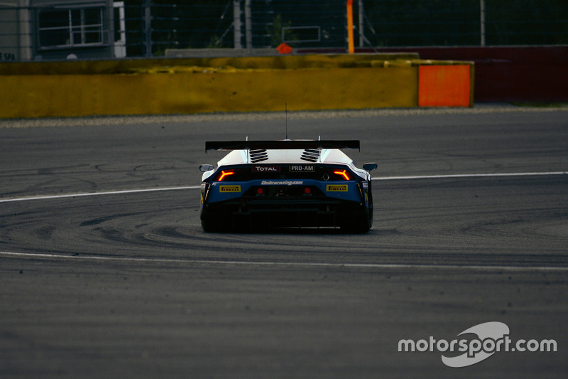 #10 Ombra Racing Lamborghini Huracan GT3: Matteo Beretta, Giovanni Berton, Stefano Costantini, Stefa