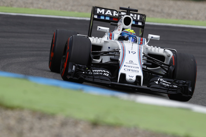 9. Felipe Massa, Williams