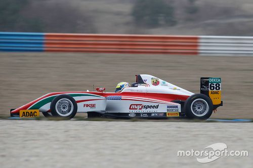 F4 Germany: Lausitzring March Testing