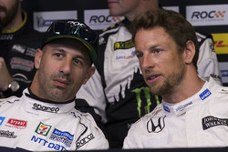 Jenson Button, Tony Kanaan