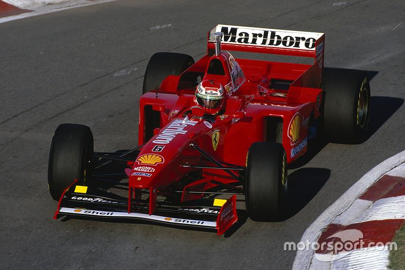 1997 : Ferrari F310B