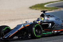 Sergio Perez, Sahara Force India F1 VJM10