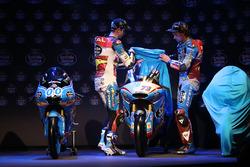Alex Marquez, Estrella Galicia 0,0 Marc VDS; Franco Morbidelli, Estrella Galicia 0,0 Marc VDS