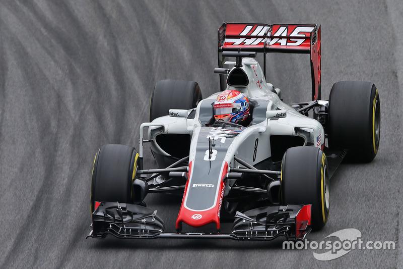 7: Romain Grosjean, Haas F1 Team VF-16