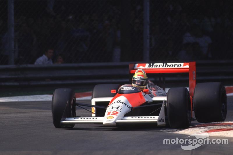 1988: McLaren MP4-4 / Honda RA168E