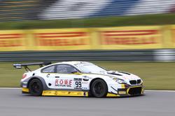 #99 Rowe Racing BMW M6: Jens Klingmann, Antonio Felix da Costa