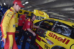 Joey Logano, Team Penske Ford, Todd Gordon