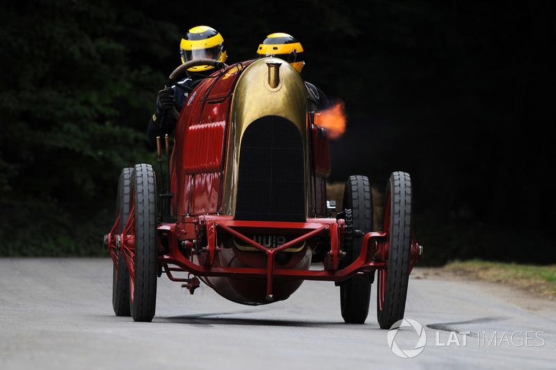 FIAT S76 Duncan Pittaway