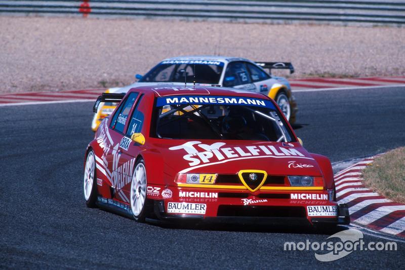 Giancarlo Fisichella, Alfa Romeo 155 V6 Ti