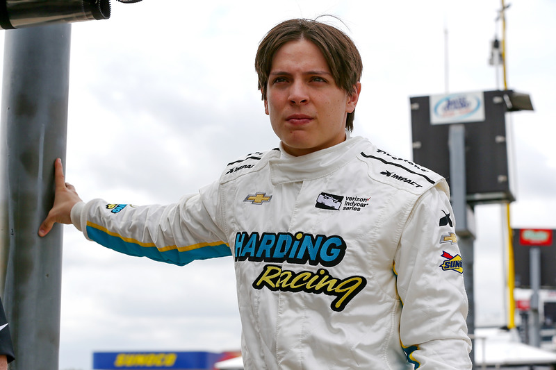 Gabby Chaves, Harding Racing, Chevrolet