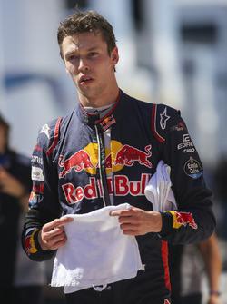 Данііл Квят, Scuderia Toro Rosso