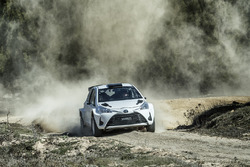 Toyota Yaris AP4 shakedown